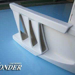 Glare Rear Bumper Option Type 3B