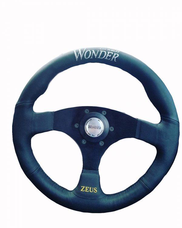 Wonder Zeus Flat Steering Wheel